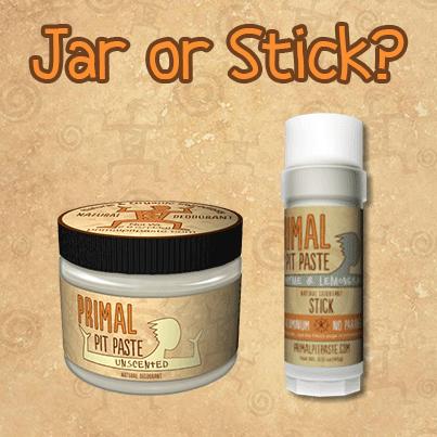 Jar stick